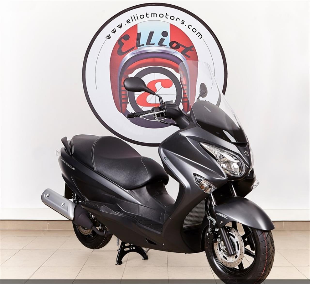 SUZUKI BURGMAN 125 ABS de venta