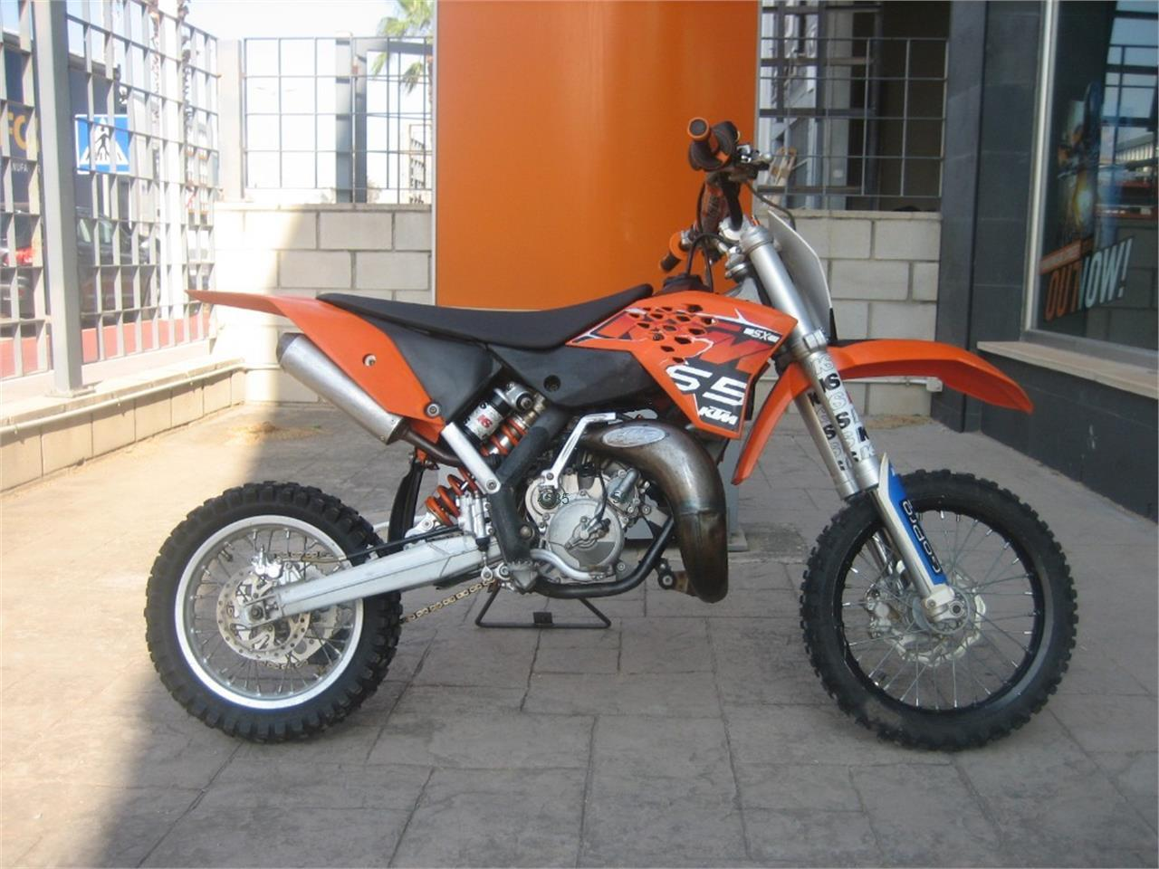 KTM SX 65 de venta
