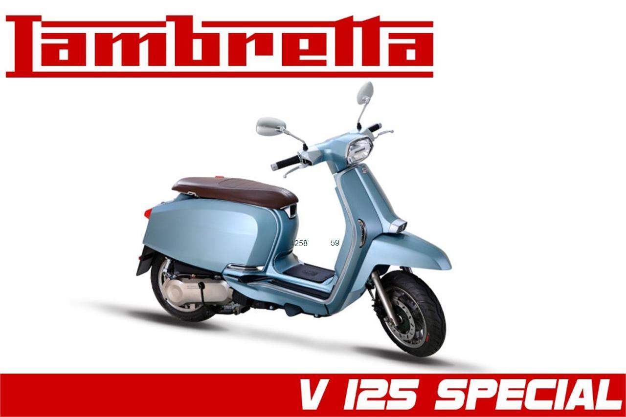 LAMBRETTA V 125 Special CBS de venta