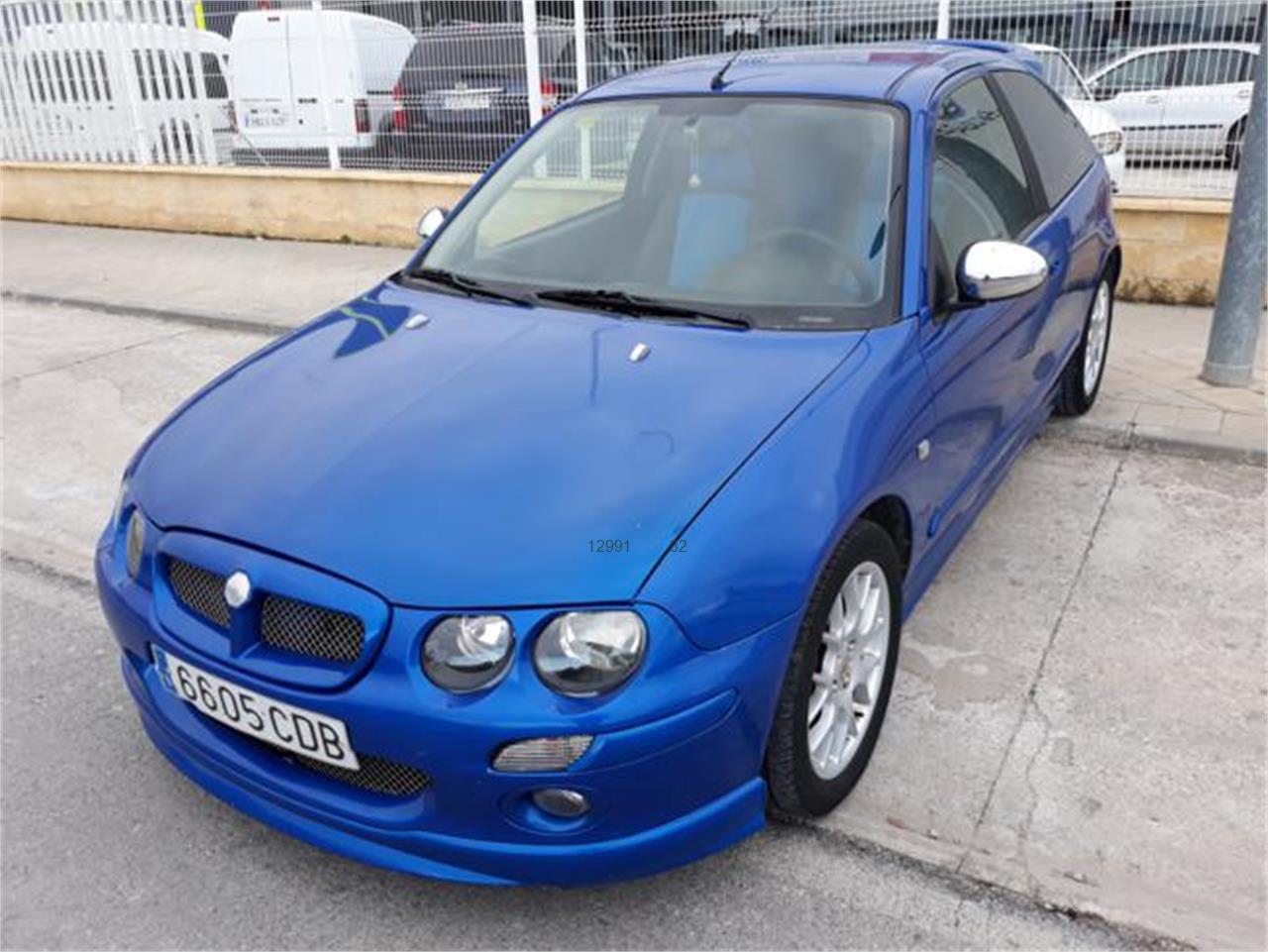 MG ZR de venta de venta por 1800