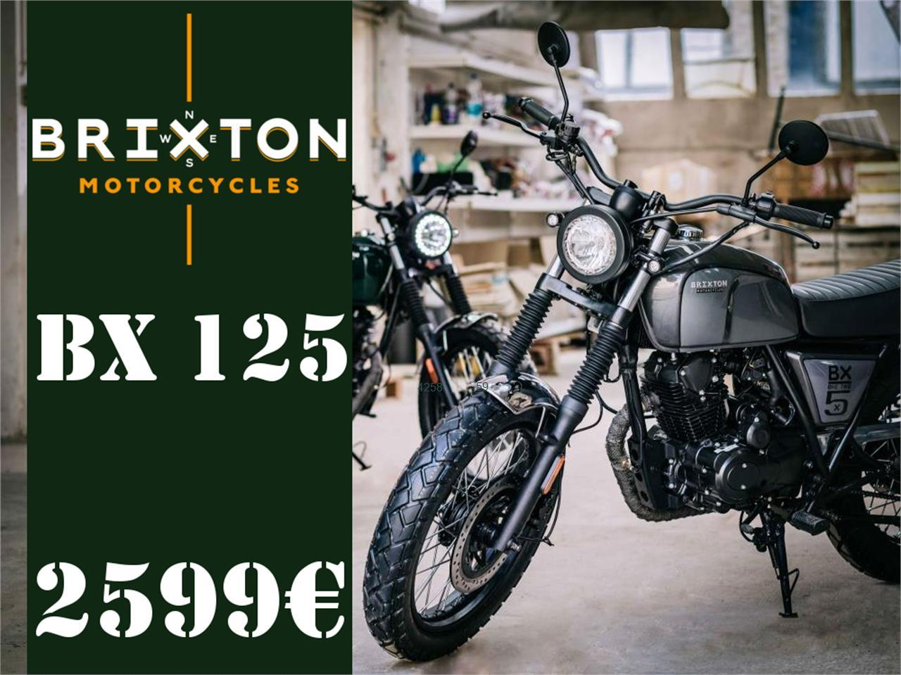 BRIXTON BX de venta