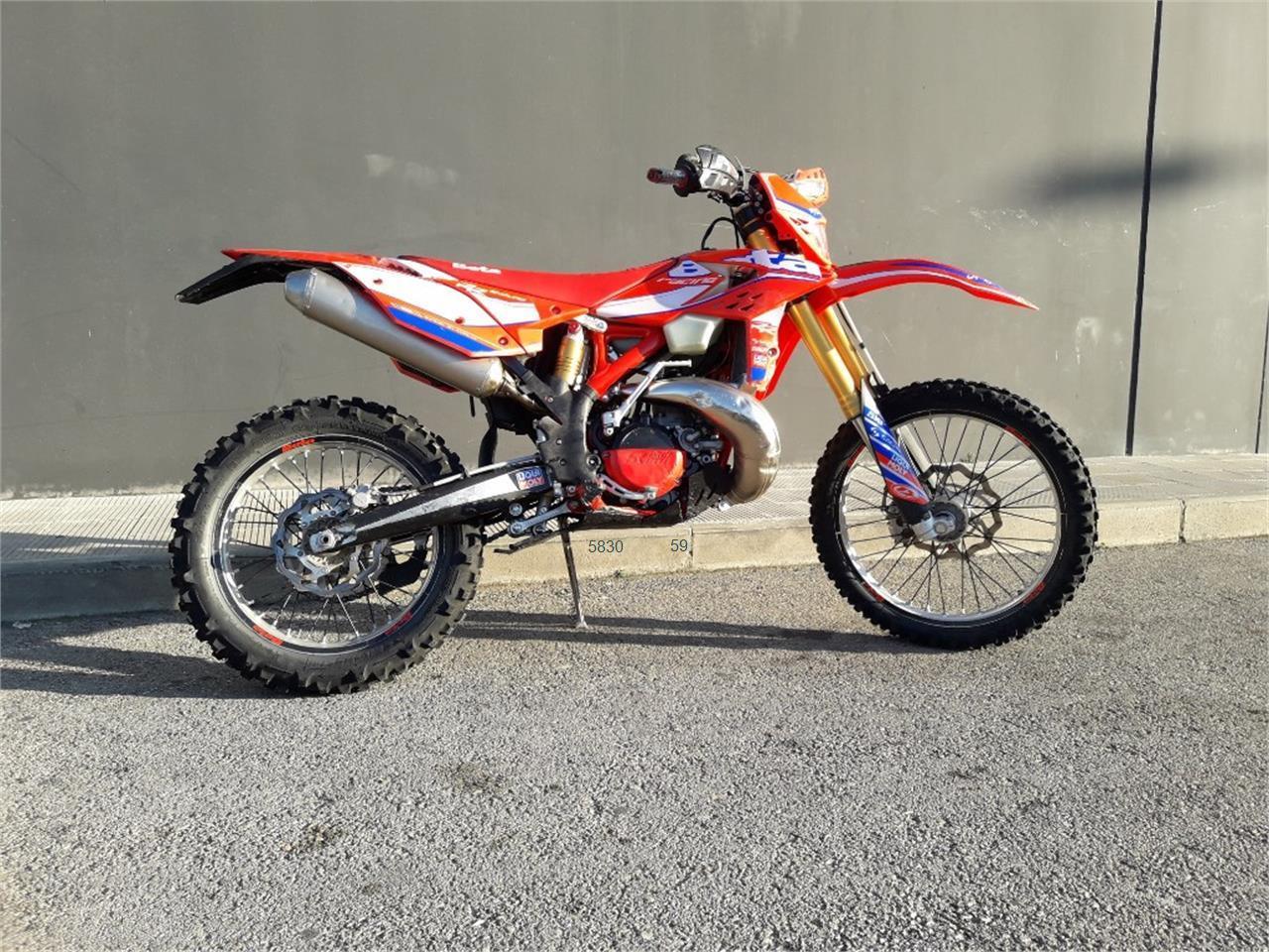 BETA RR 250 ENDURO 2T de venta