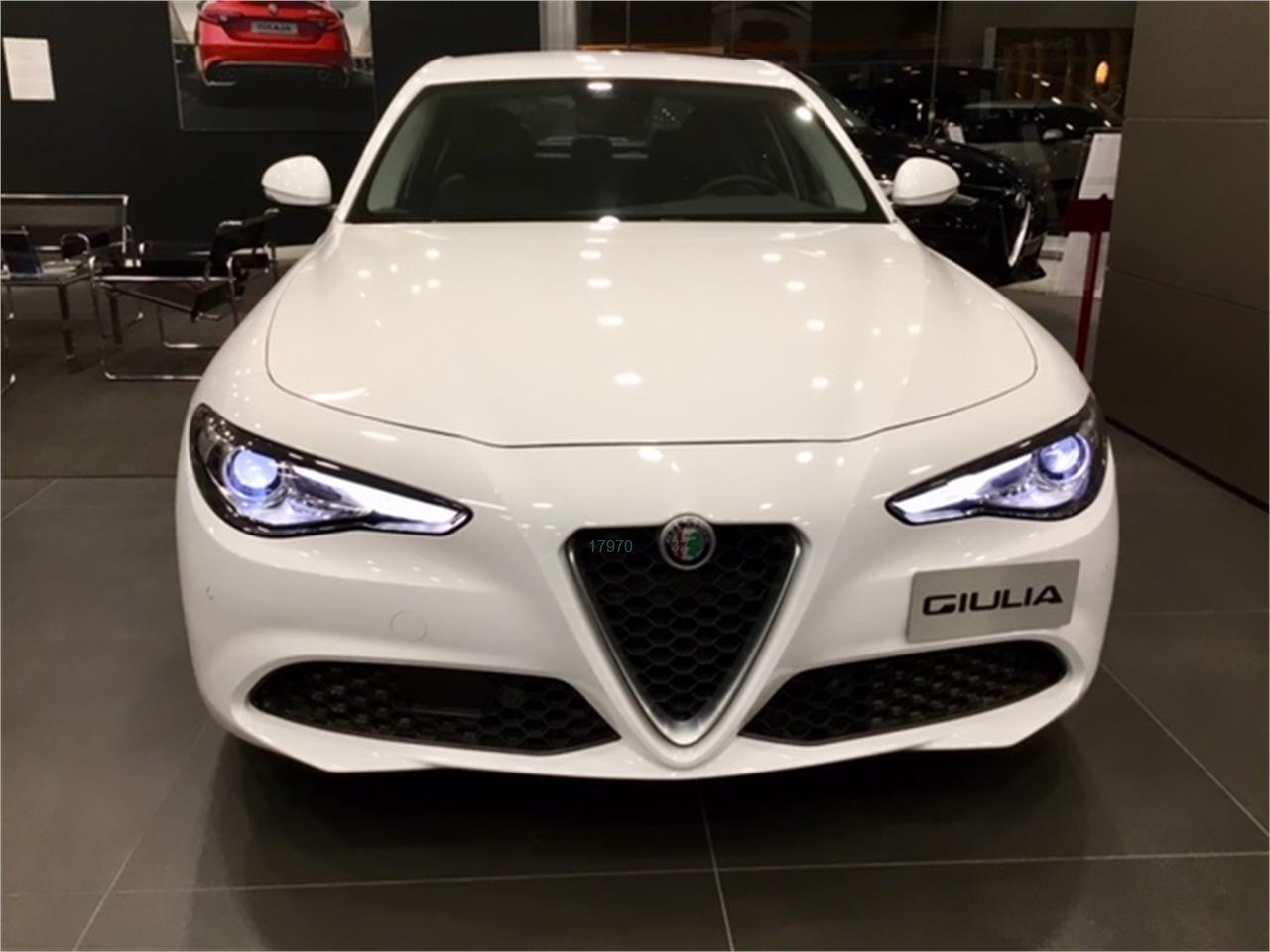 ALFA ROMEO Giulia de venta de venta por 34990