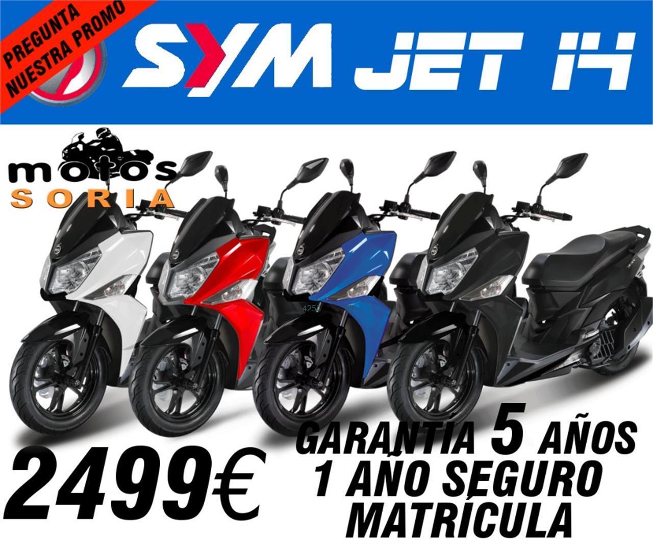 SYM Jet 14 125i de venta