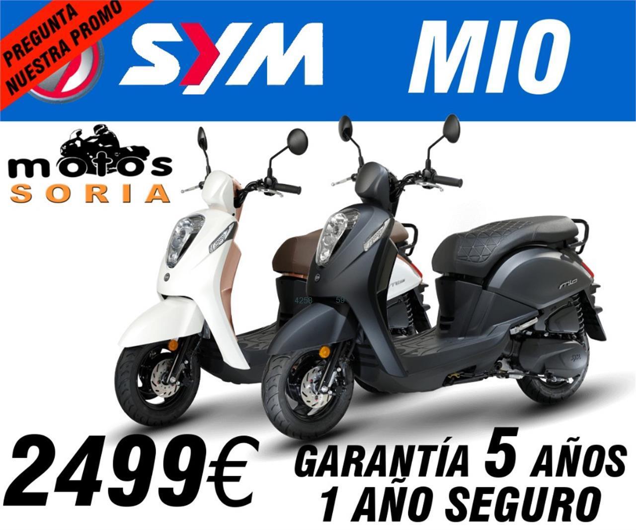 SYM Mio de venta