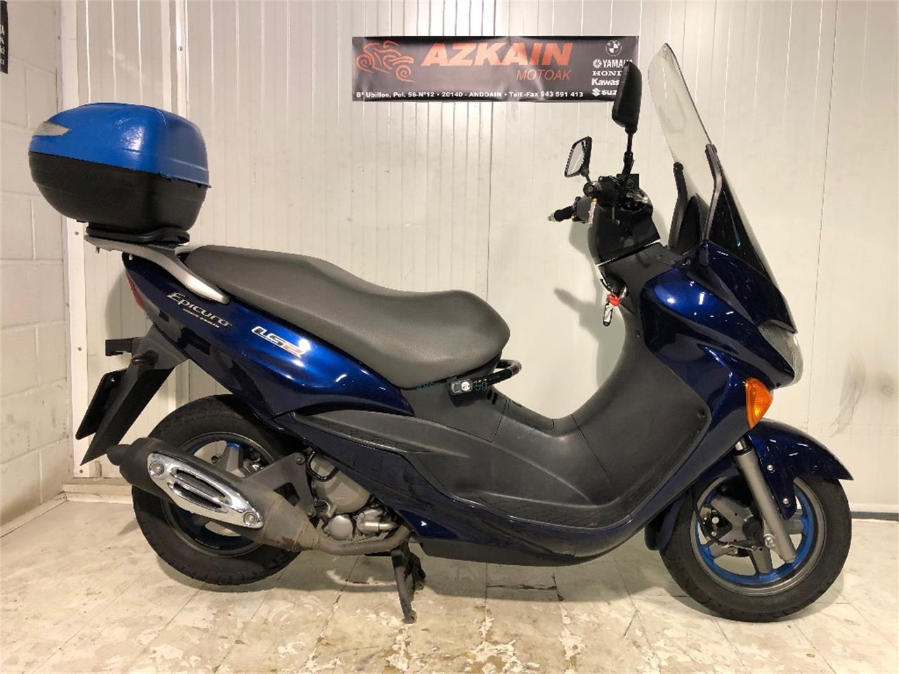 SUZUKI Epicuro 125 de venta