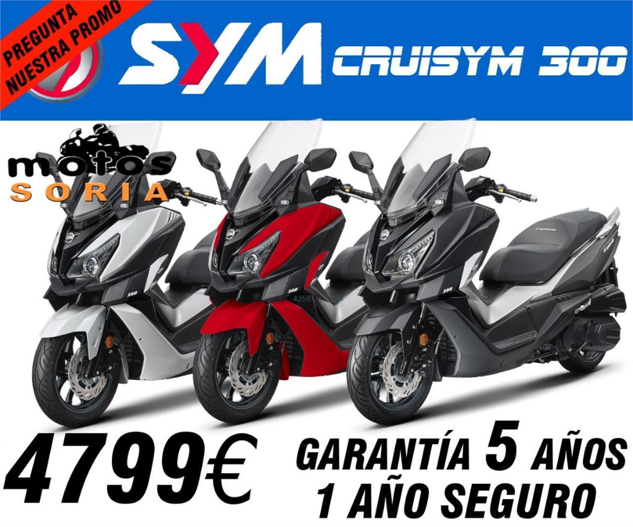 SYM CRUiSYM 300 de venta