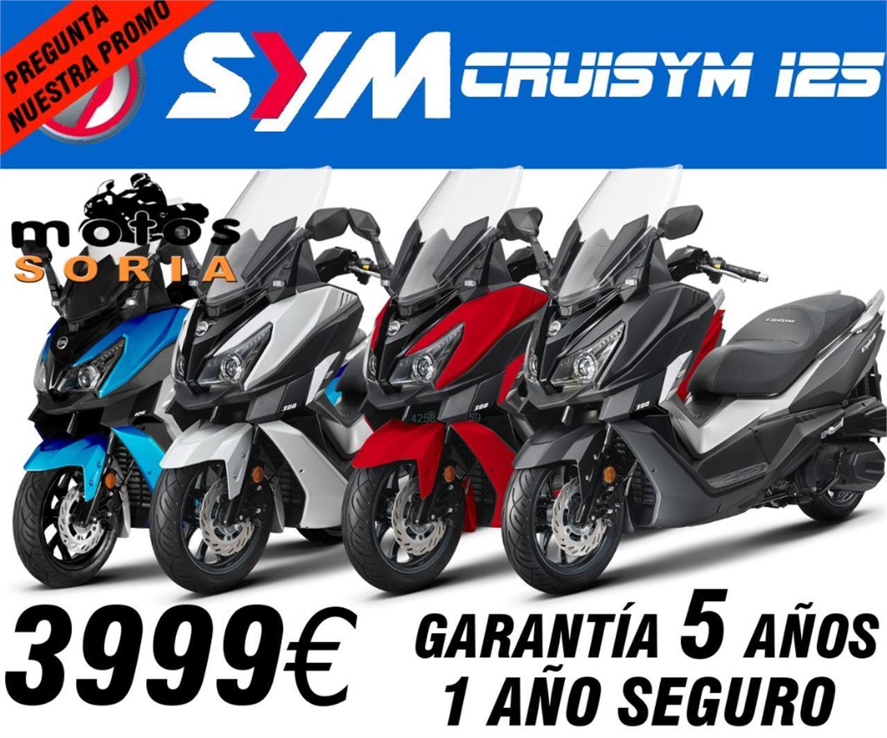 SYM Cruisym de venta