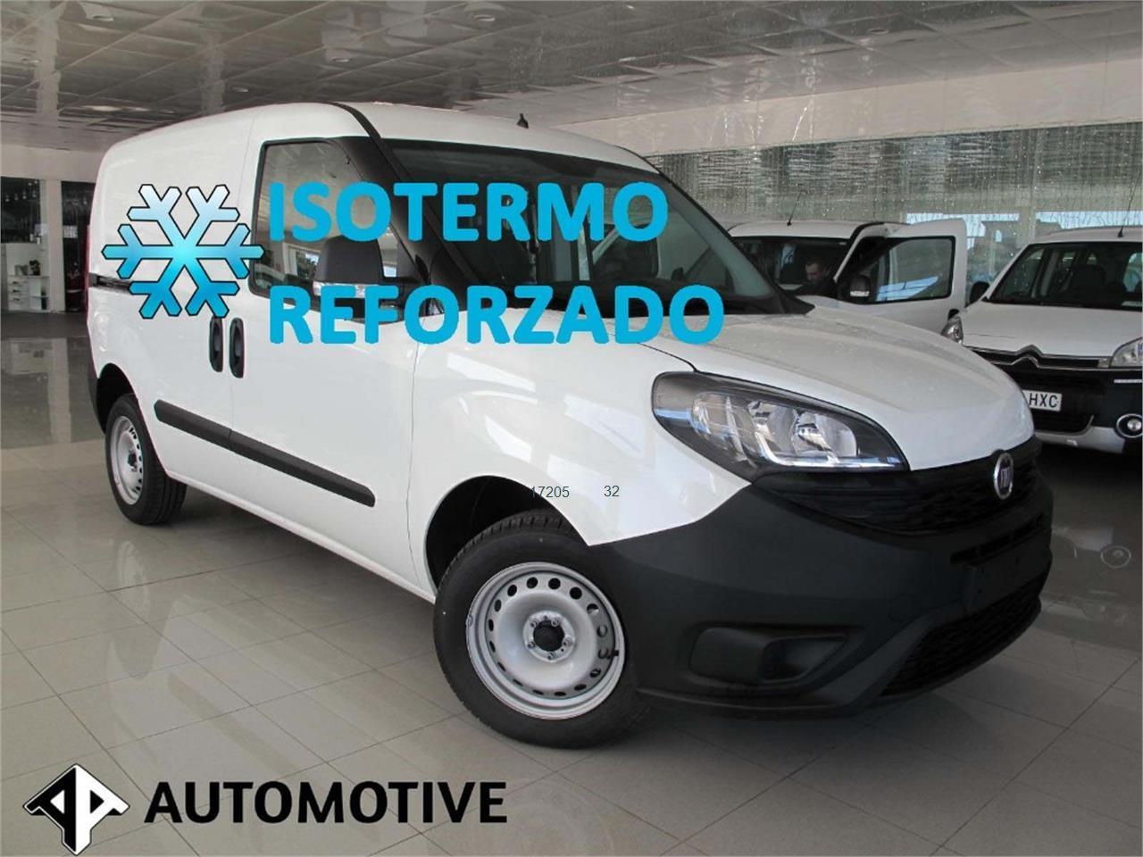 FIAT DOBLÓ CARGO 1.3 MJT ISOTERMO VENTA-RENTING de venta de venta por 13000