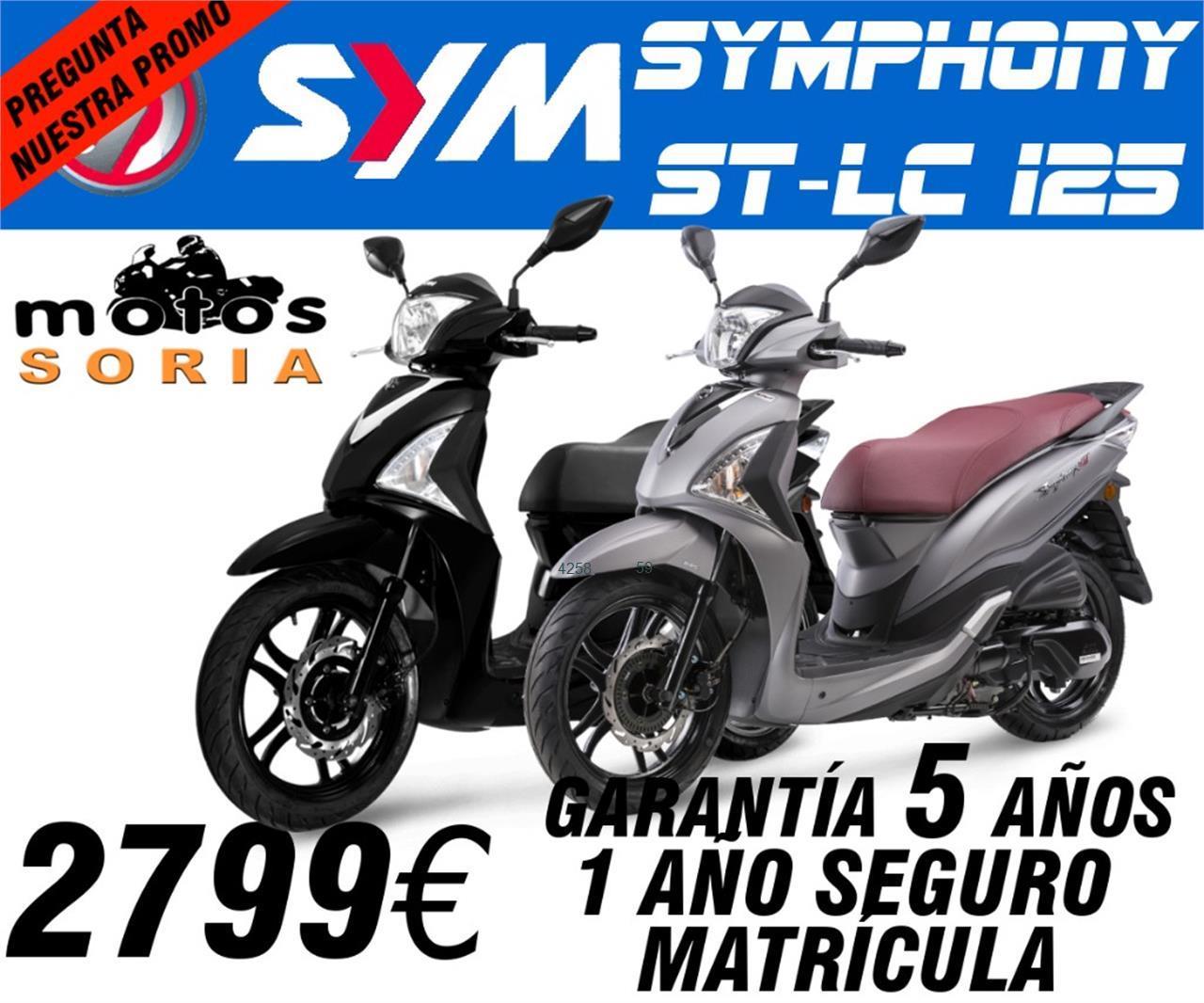 SYM Symphony ST 125 de venta