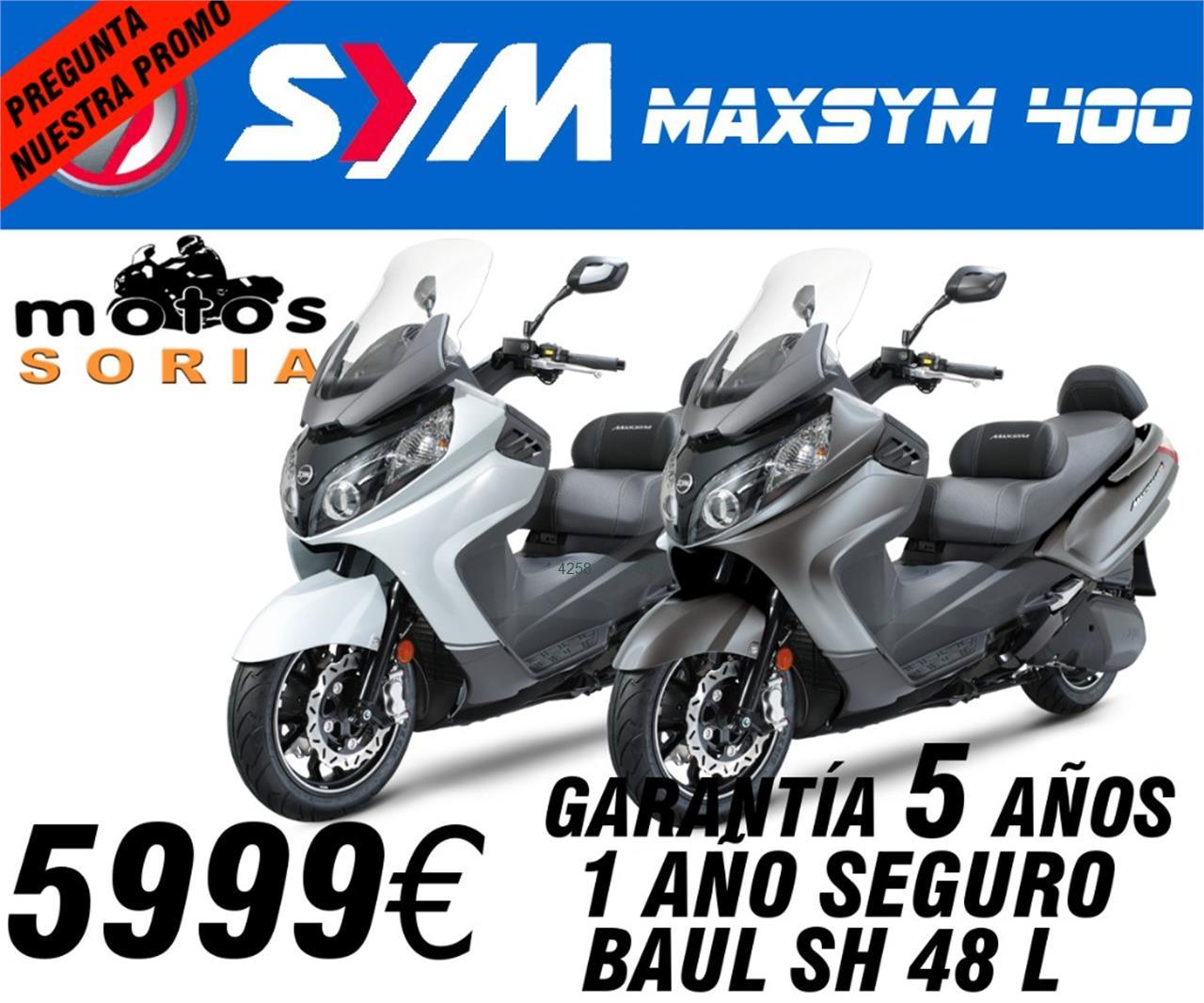 SYM MAXSYM 400i ABS de venta