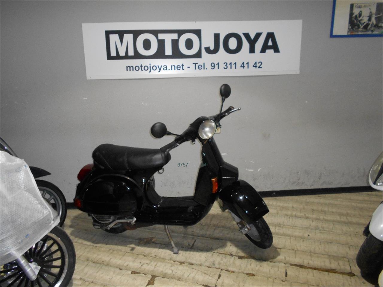 VESPA 200 Iris_1 de venta en Madrid