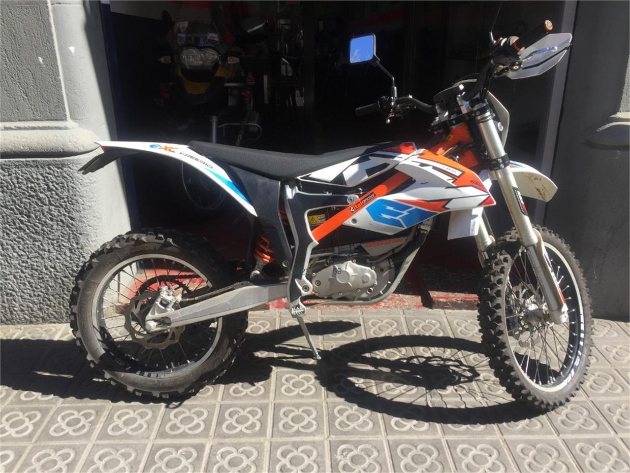 KTM Freeride E-XC_1 de venta en Murcia