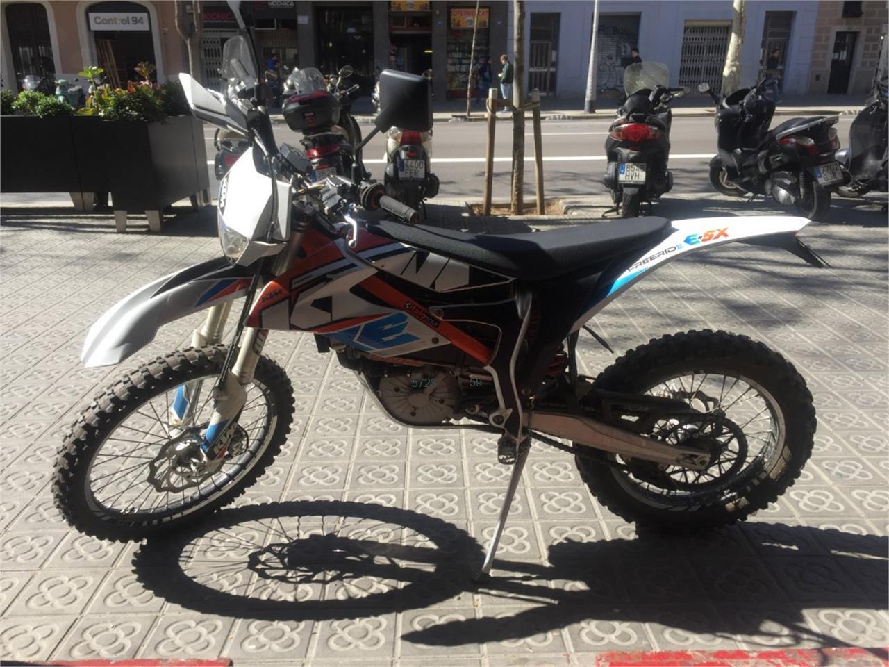 KTM Freeride E-XC_2 de venta en Murcia