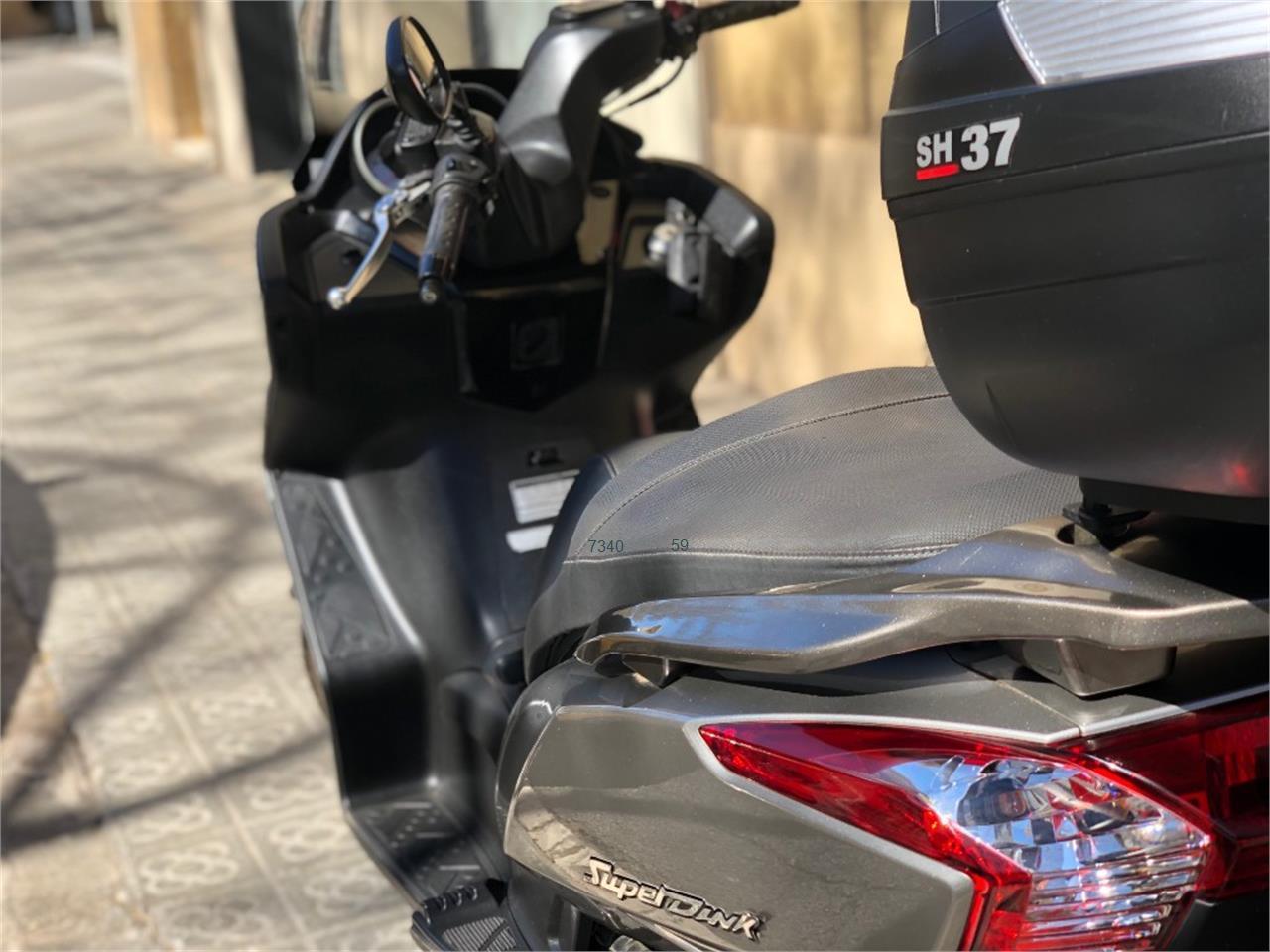 KYMCO Super Dink 125i_2 de venta en Barcelona