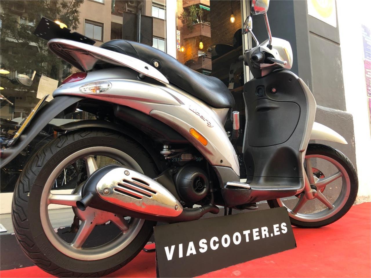 PIAGGIO LIBERTY 50 2T_4 de venta en Barcelona