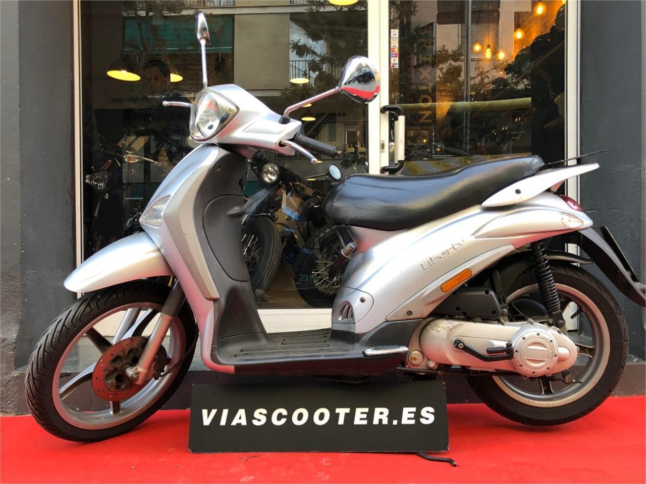 PIAGGIO LIBERTY 50 2T_2 de venta en Barcelona