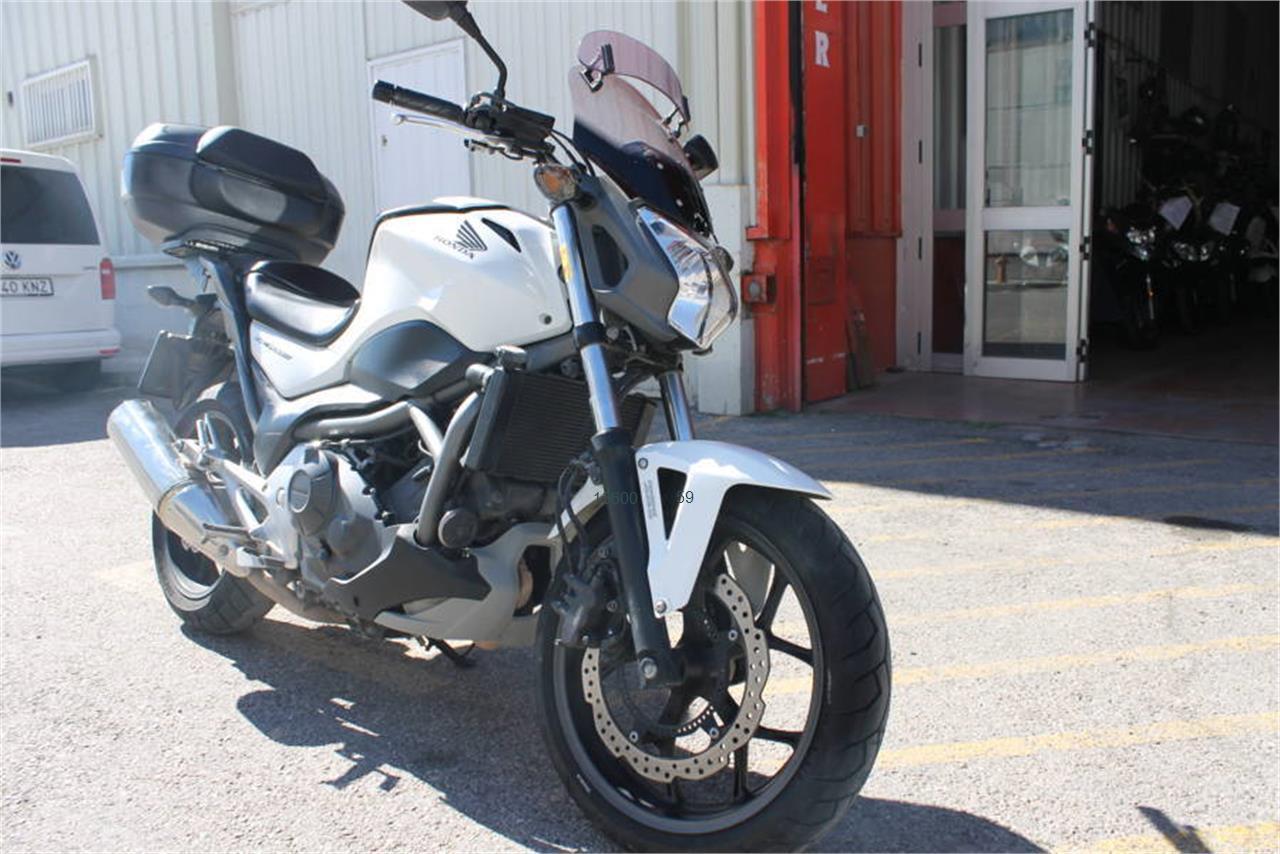HONDA NC 700 S ABS_1 de venta en Madrid