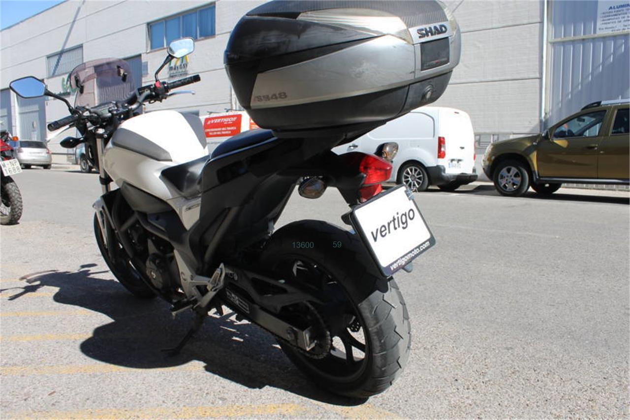 HONDA NC 700 S ABS_2 de venta en Madrid