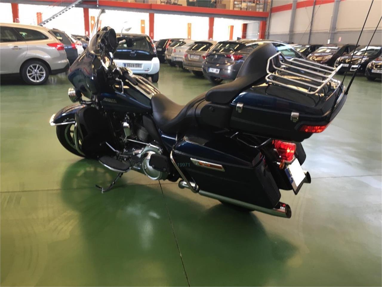 HARLEY DAVIDSON Touring Electra Glide Ultra Limited_4 de venta en Madrid