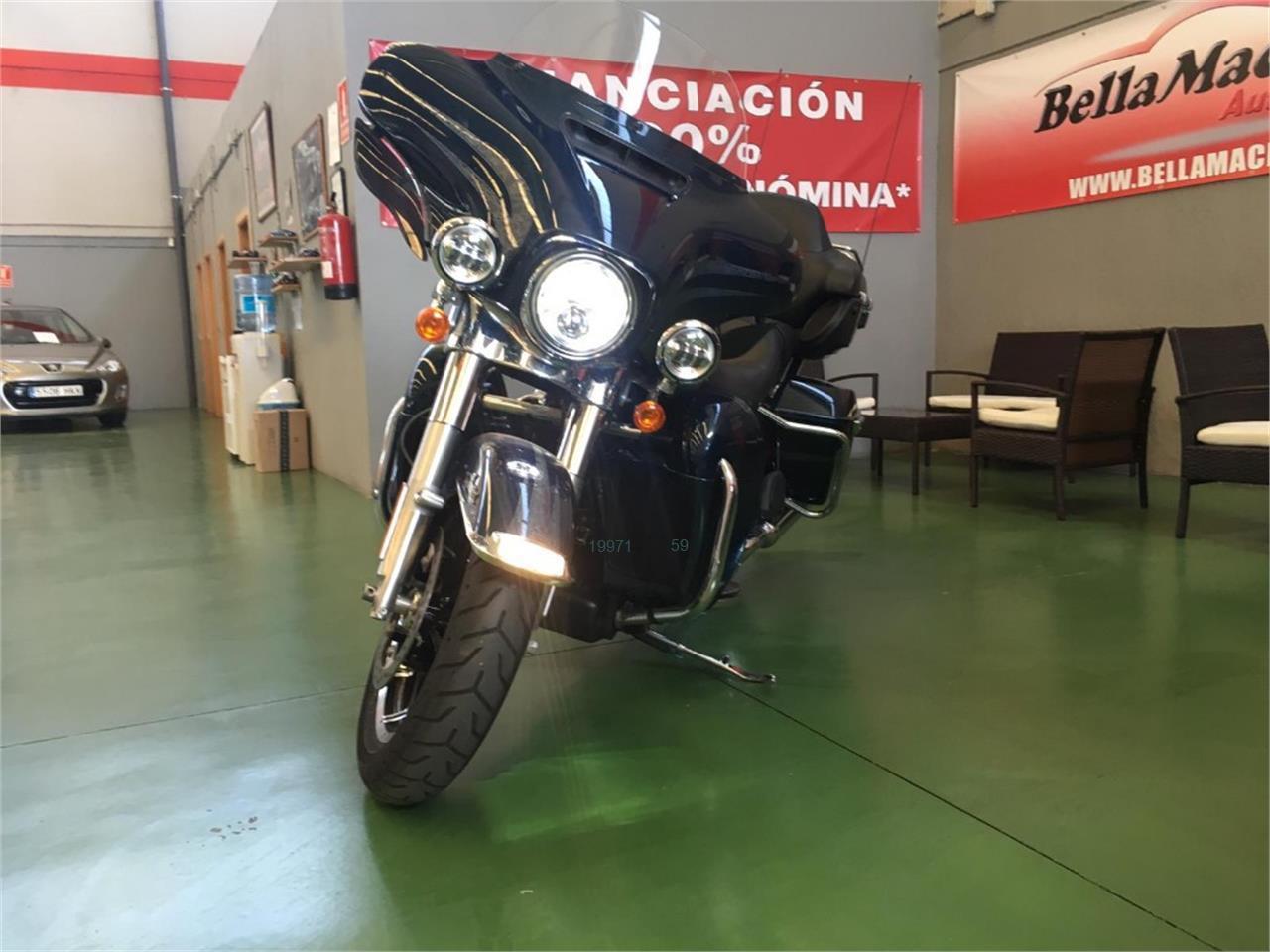 HARLEY DAVIDSON Touring Electra Glide Ultra Limited_3 de venta en Madrid