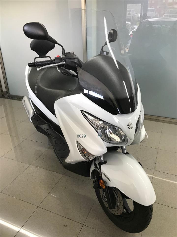 SUZUKI BURGMAN 200 de venta
