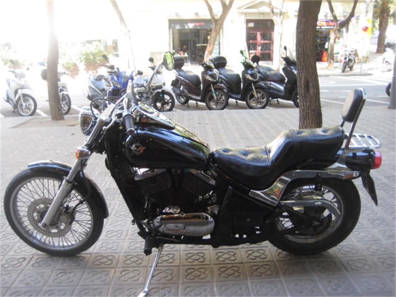 KAWASAKI VULCAN 800_3 de venta en Barcelona