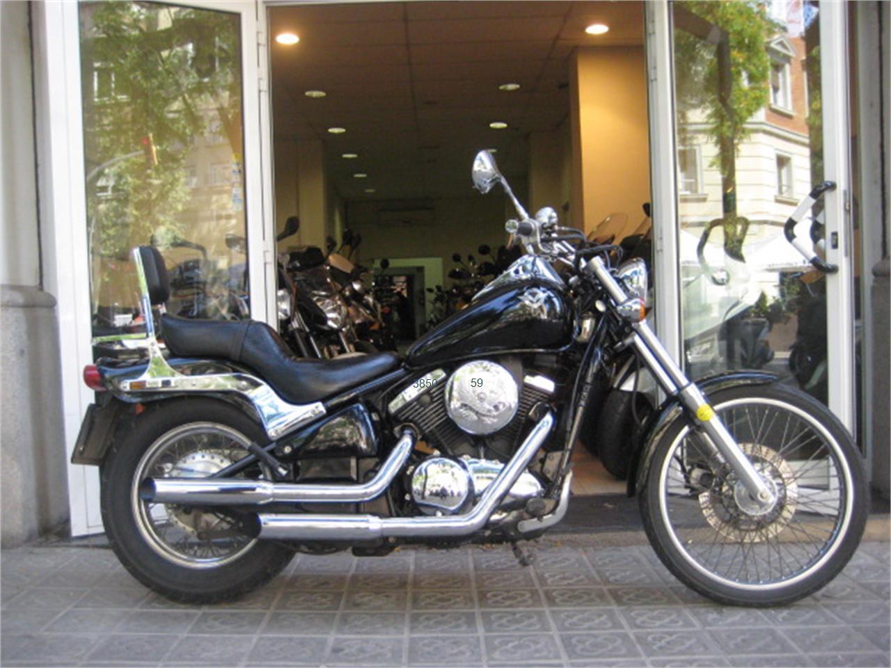 KAWASAKI VULCAN 800_4 de venta en Barcelona