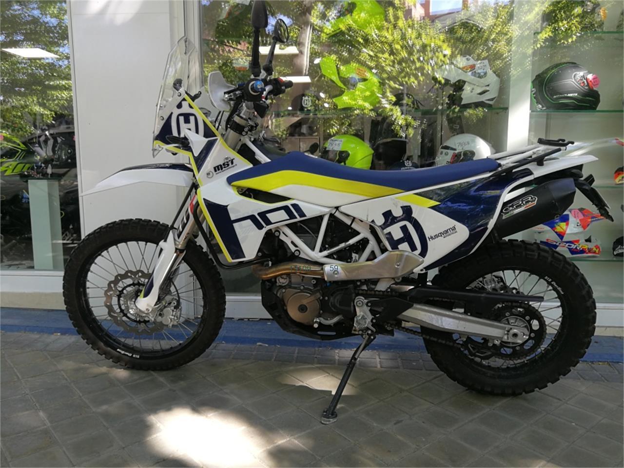 HUSQVARNA 701 Enduro de venta