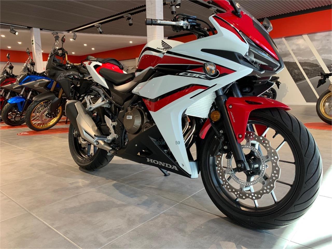 HONDA CBR 500R_2 de venta en Tarragona