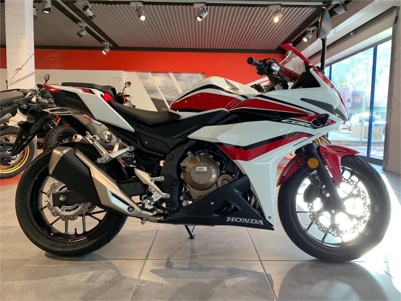 HONDA CBR 500R_4 de venta en Tarragona