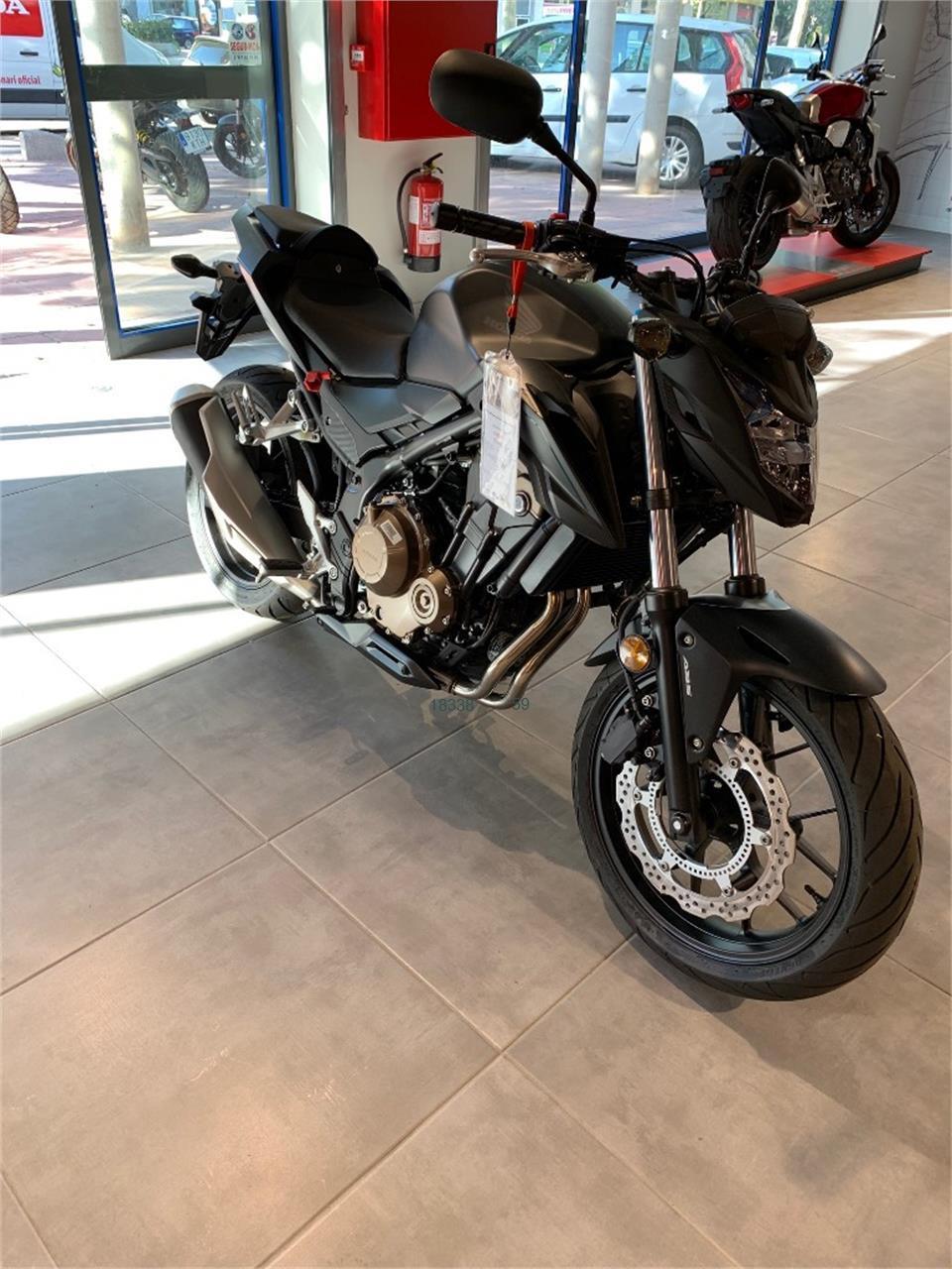 HONDA CB 500F de venta