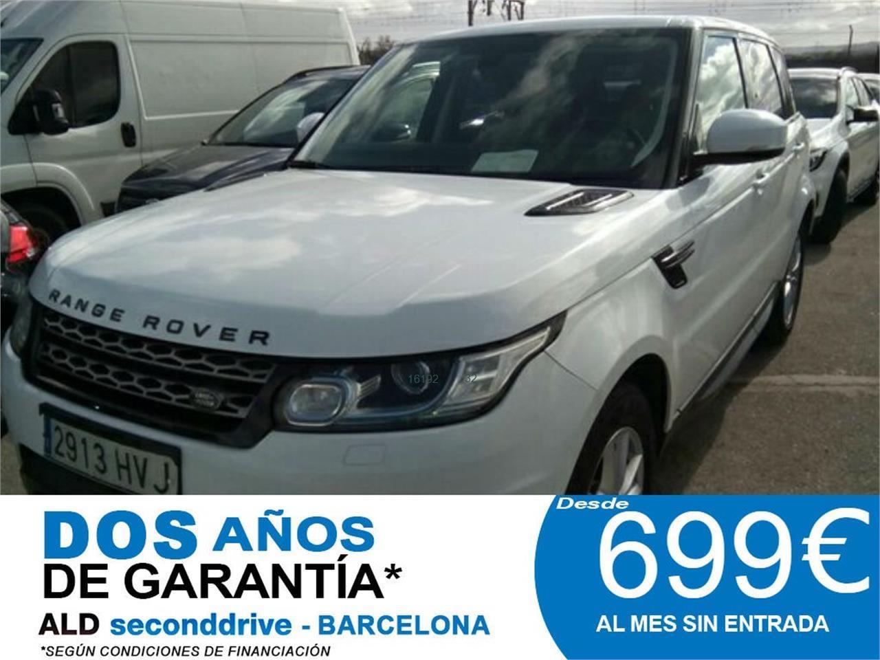 LAND-ROVER Range Rover Sport de venta de venta por 34000
