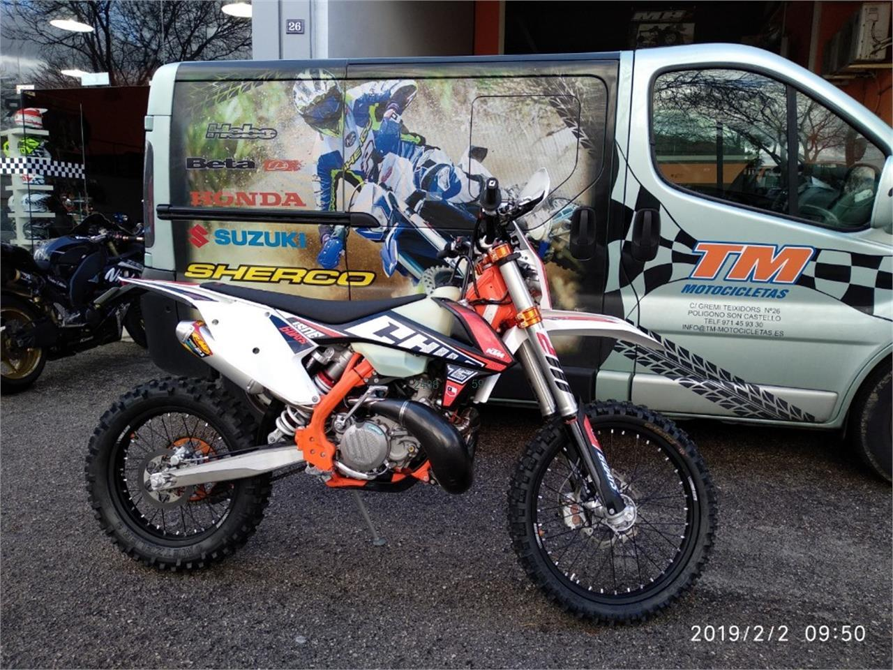 KTM EXC 250 SIX DAYS de venta