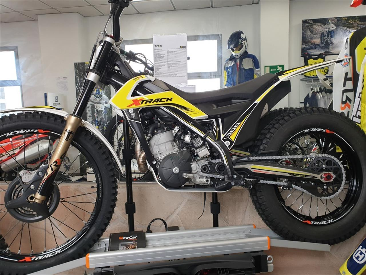 TRS MOTORCYCLES ONE