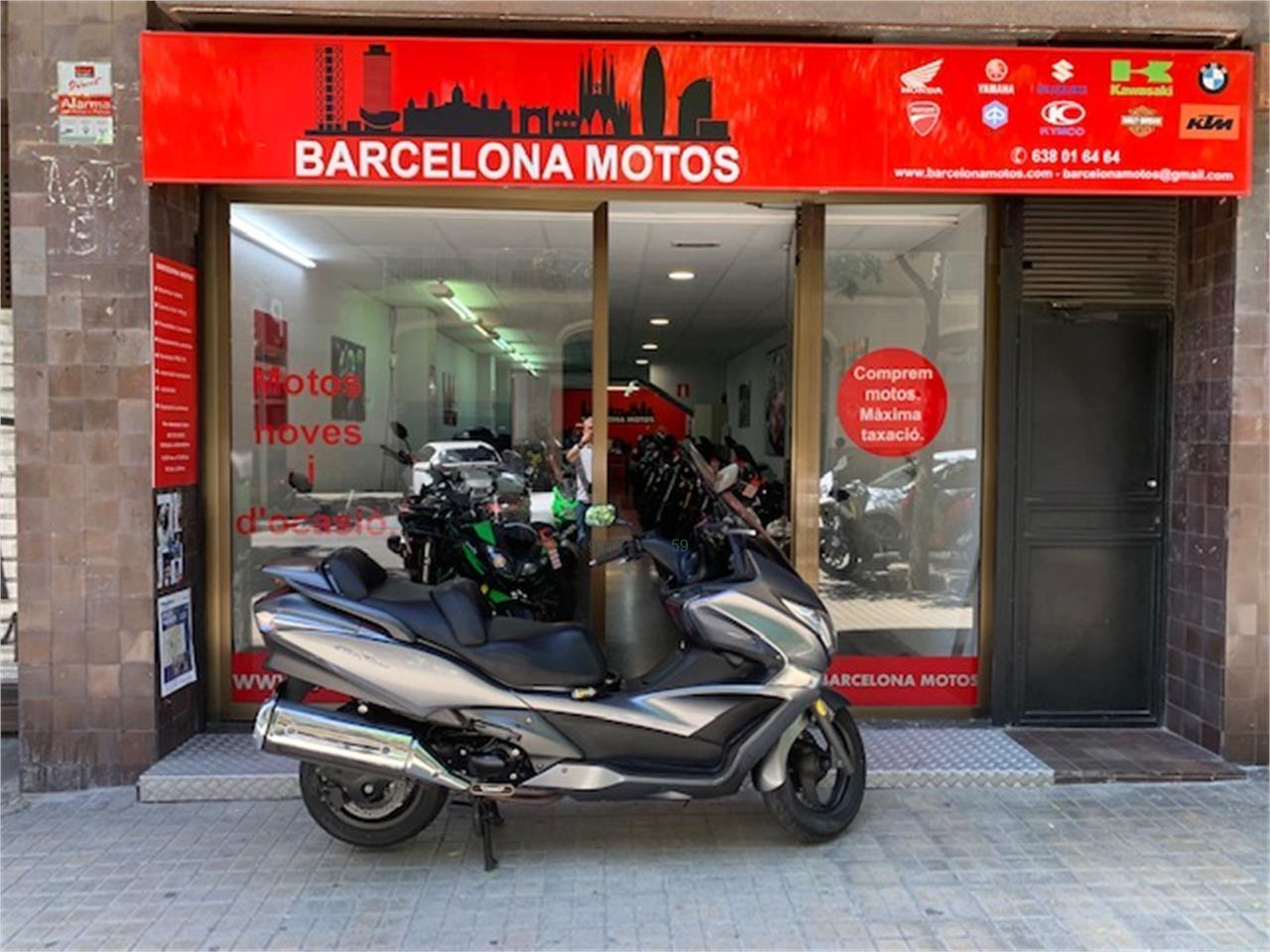HONDA SW T400 ABS_1 de venta en Barcelona