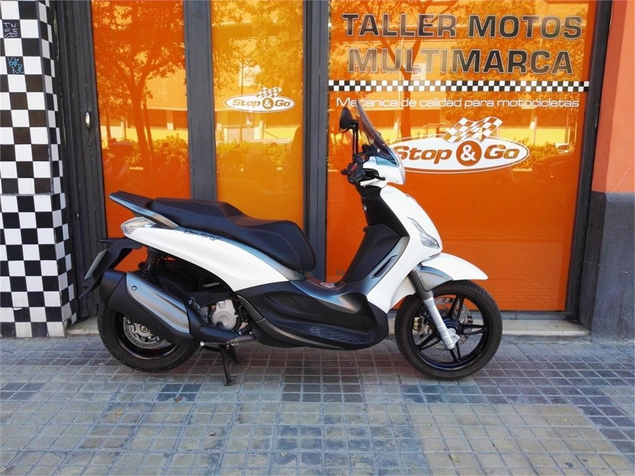 PIAGGIO Beverly_1 de venta en Valencia