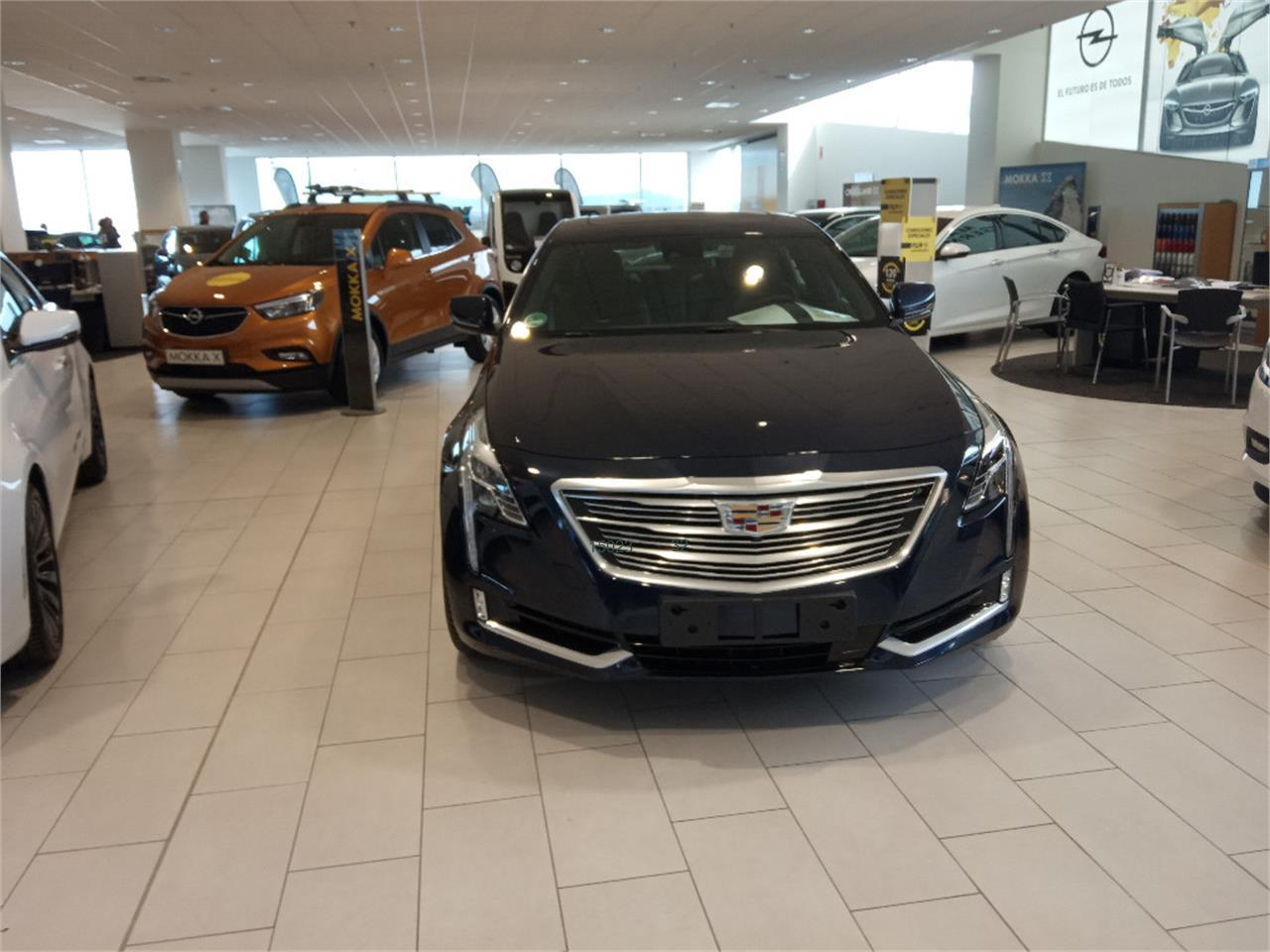 CADILLAC CT6 AWD 3.0 V6 AT8 417 CV TWIN TURBO de venta de venta por 78990