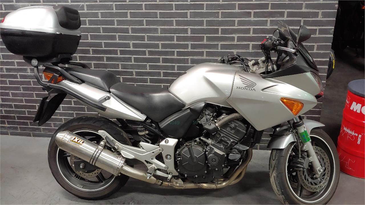 HONDA CBF 600S de venta