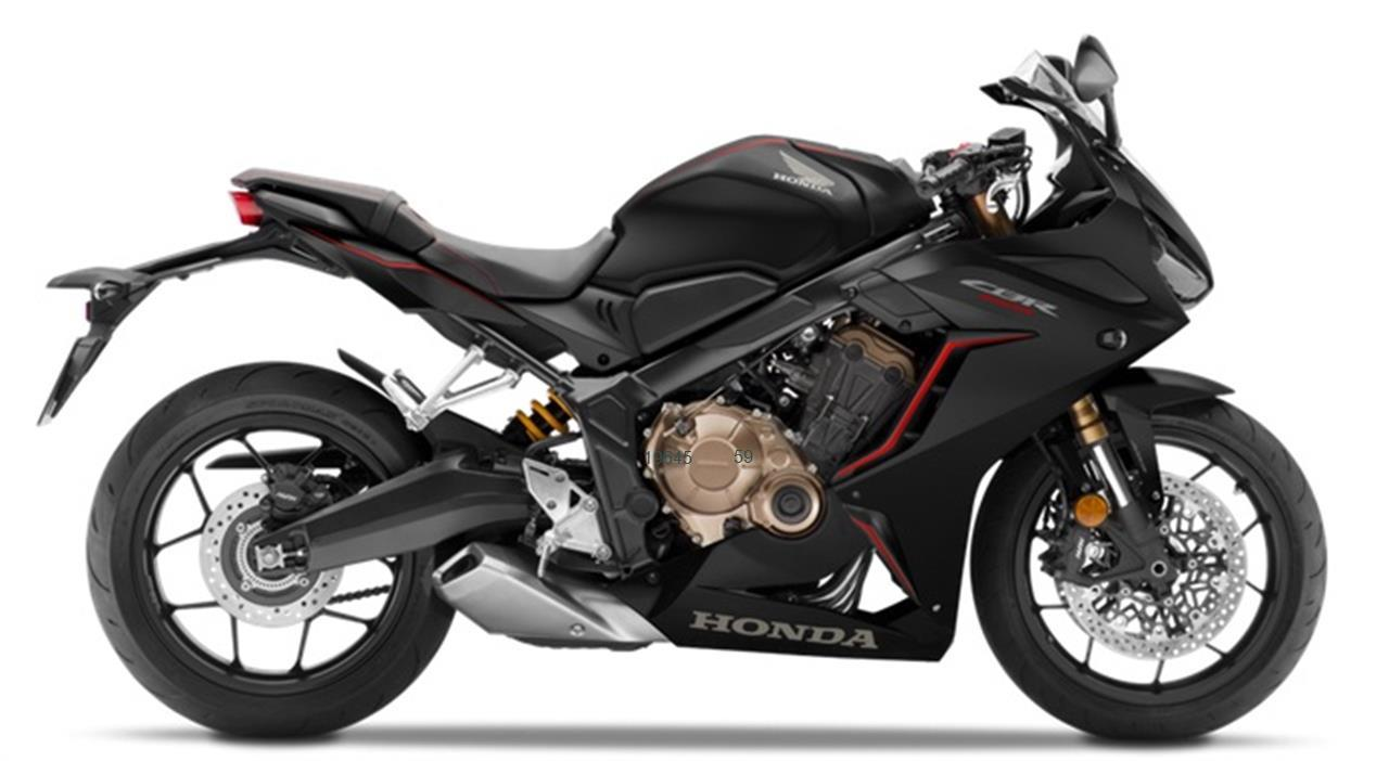 HONDA CBR 650 R de venta