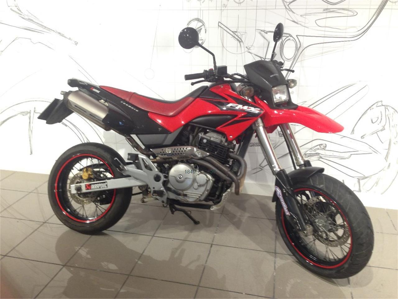 HONDA FMX 650 de venta