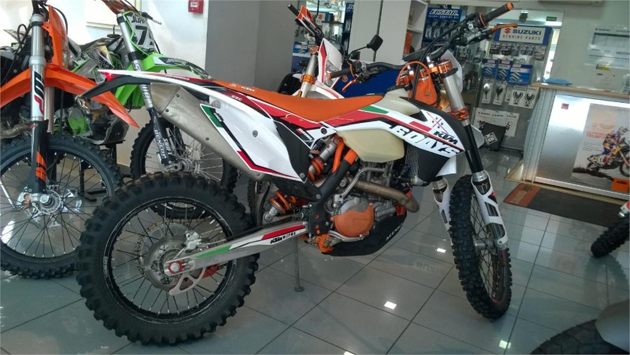 KTM EXC 450 SIX DAYS de venta