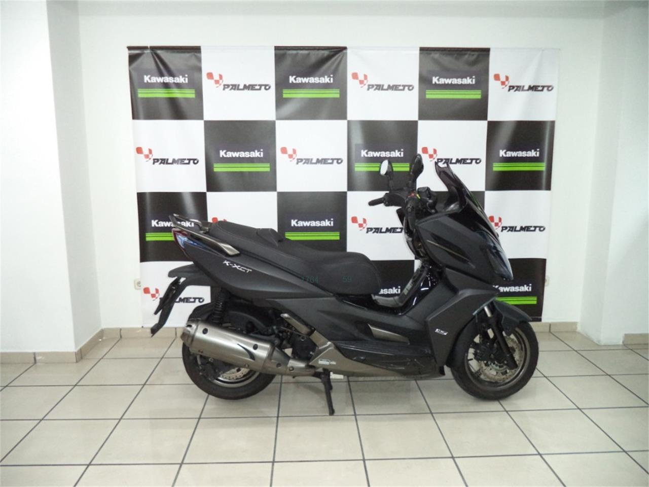 KYMCO K-XCT 125i de venta