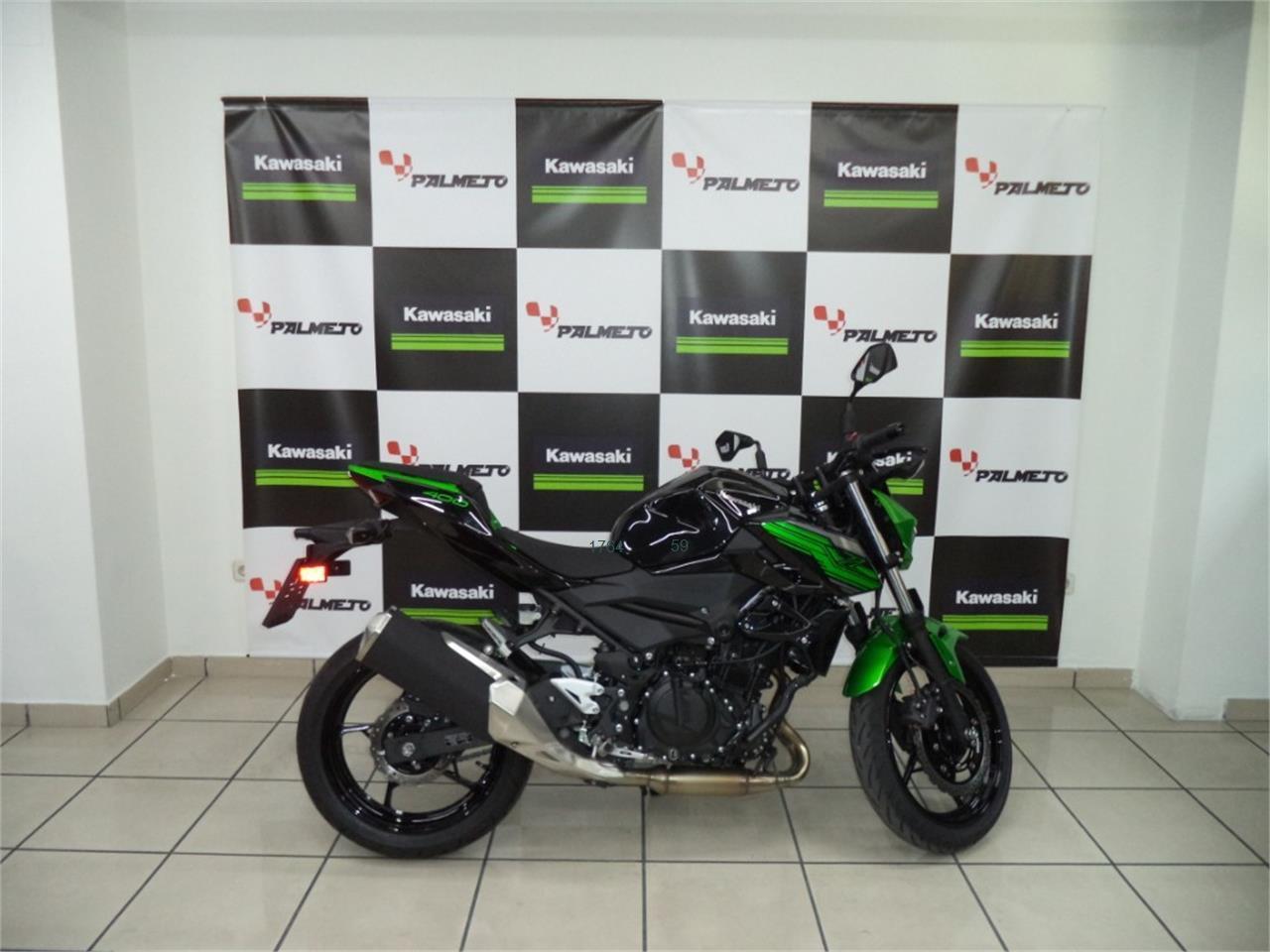 KAWASAKI Z 400 de venta