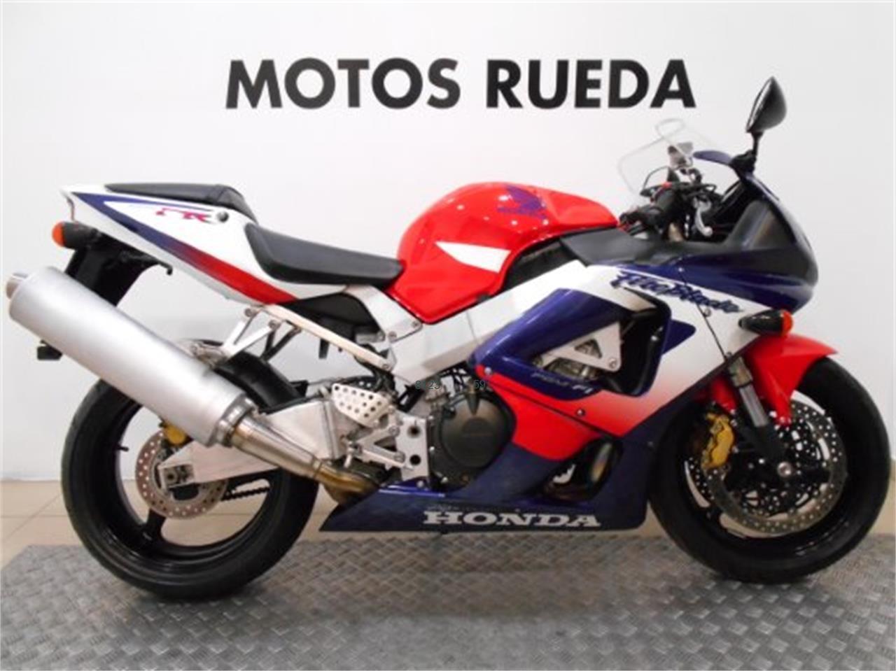 HONDA CBR 900RR FIREBLADE de venta