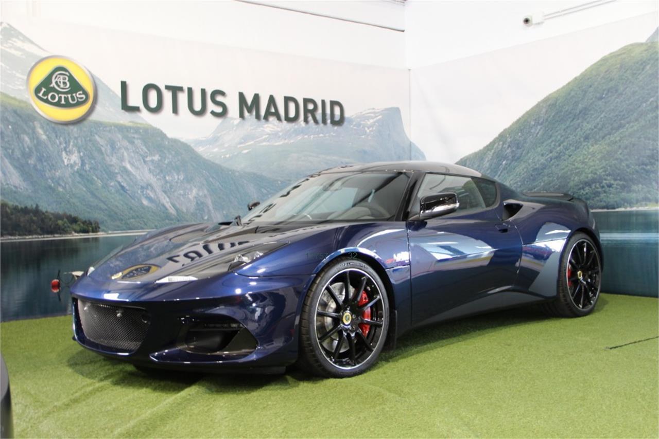 LOTUS Evora GT410 de venta de venta por 148700