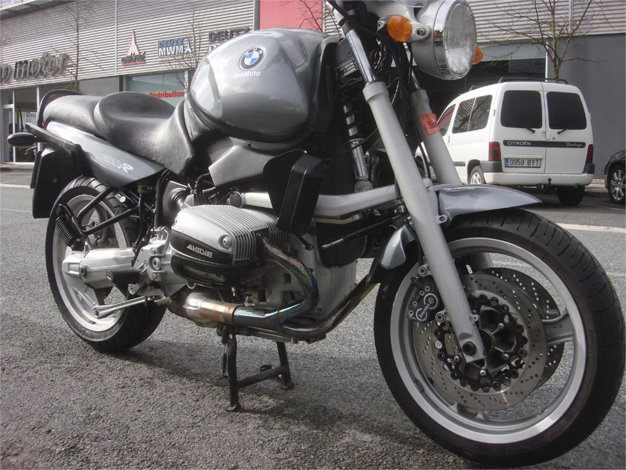 BMW R 1100 R de venta