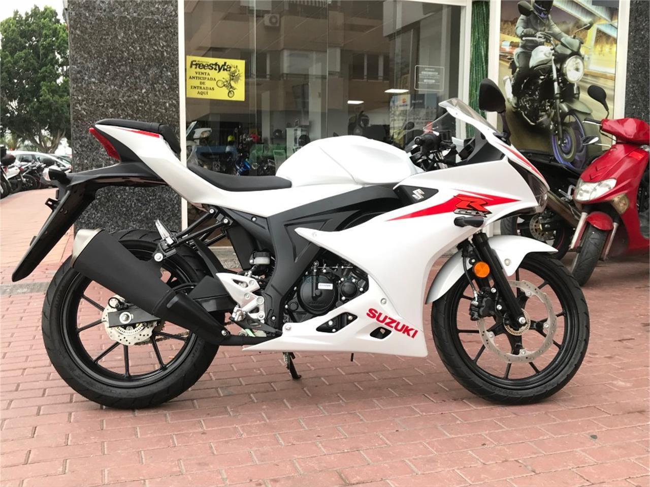 SUZUKI GSX-R125 ABS de venta