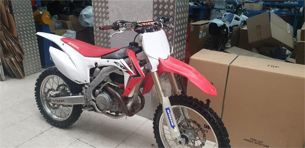 HONDA CRF 450R de venta
