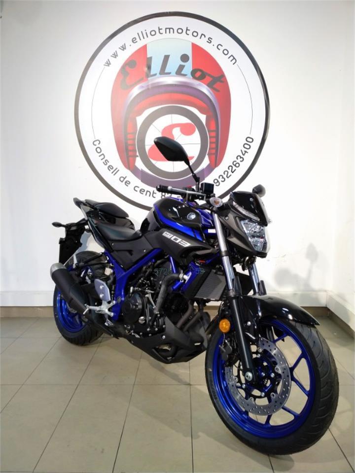 YAMAHA MT-03 ABS de venta